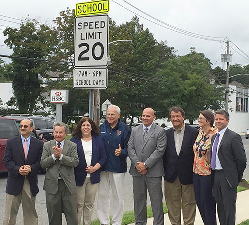 New 20 Mph Reduced Speed Zone In Effect by MHS