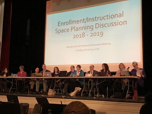 Elementary Flex Zones Discussed as Potential Near-Term Planning Option: Jan. 23, 2018