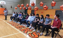 Thirteen MHS Students Will Move On to Play Sports in College