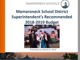 Enrollment Surge Drives 2018-2019 Supt.'s Recommended Budget