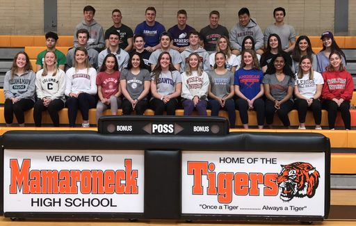 MHS Class of 2019 Has 33 Athletes Who Will Play at College Level
