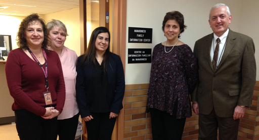 District Opens Family Information Center