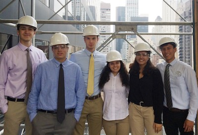 Turner Construction Internship